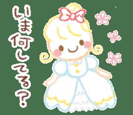 Princess in Love sticker #782983