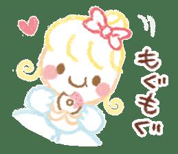 Princess in Love sticker #782984