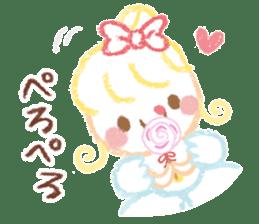 Princess in Love sticker #782985