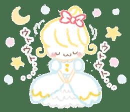 Princess in Love sticker #782986
