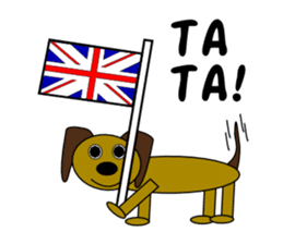 English with Lina: (2) Greetings sticker #783706