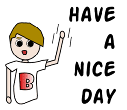 English with Lina: (2) Greetings sticker #783707