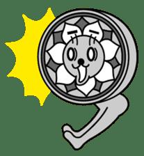 nishikokun sticker #783796