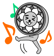 nishikokun sticker #783803