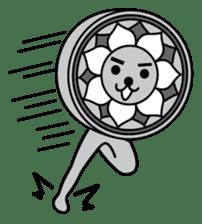 nishikokun sticker #783808