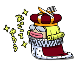 Gourmet Creature Mogumon  got food? sticker #784092