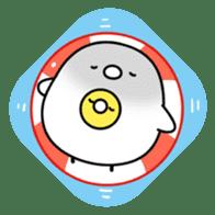 Billd bird sticker #784790