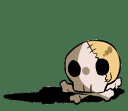 Hakaine maiko death&shout Character sticker #785283