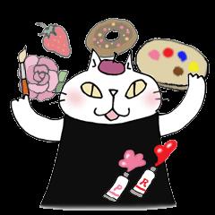 artist beret-chan