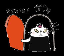 artist beret-chan sticker #787365