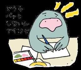 artist beret-chan sticker #787367