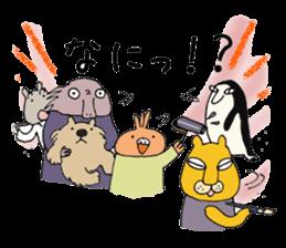 artist beret-chan sticker #787368