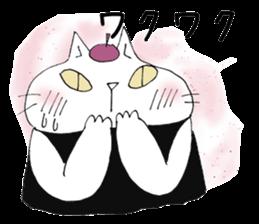artist beret-chan sticker #787369
