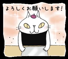 artist beret-chan sticker #787372