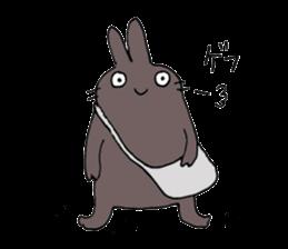 artist beret-chan sticker #787373