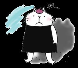 artist beret-chan sticker #787382