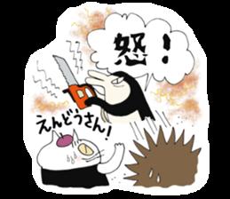artist beret-chan sticker #787386