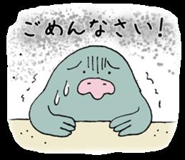 artist beret-chan sticker #787389