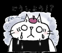 artist beret-chan sticker #787392