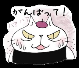 artist beret-chan sticker #787393