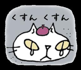 artist beret-chan sticker #787395
