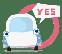 Various Bubble Cars sticker #787839