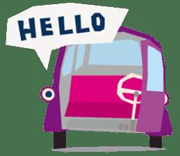 Various Bubble Cars sticker #787841