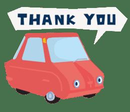 Various Bubble Cars sticker #787843