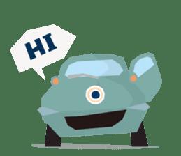 Various Bubble Cars sticker #787846
