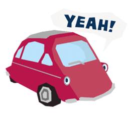 Various Bubble Cars sticker #787847