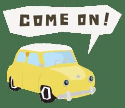 Various Bubble Cars sticker #787848