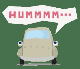 Various Bubble Cars sticker #787851