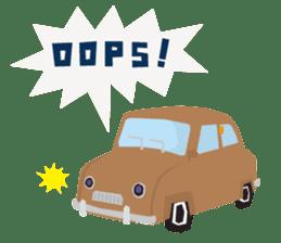 Various Bubble Cars sticker #787852