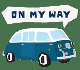Various Bubble Cars sticker #787856