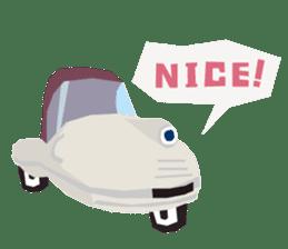 Various Bubble Cars sticker #787858