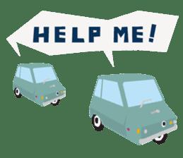 Various Bubble Cars sticker #787860