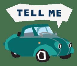 Various Bubble Cars sticker #787869