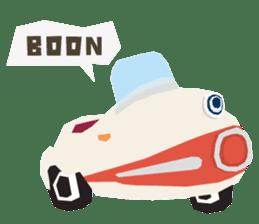 Various Bubble Cars sticker #787871