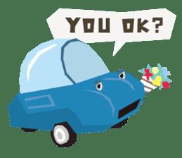 Various Bubble Cars sticker #787877