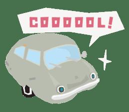 Various Bubble Cars sticker #787878