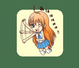 Konomi is puar day sticker #788282