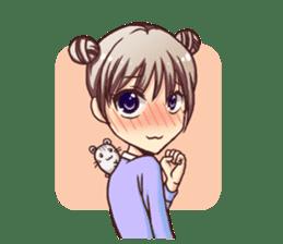 Konomi is puar day sticker #788305