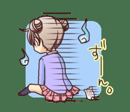 Konomi is puar day sticker #788309