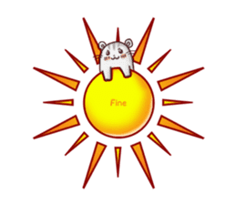 Konomi is puar day sticker #788315