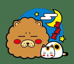 "Osaka institution""Chow Chow chaun chau?"" sticker #788926"