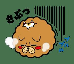 "Osaka institution""Chow Chow chaun chau?"" sticker #788933"