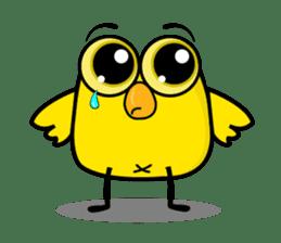 Poky-Polly sticker #790122