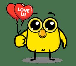 Poky-Polly sticker #790123