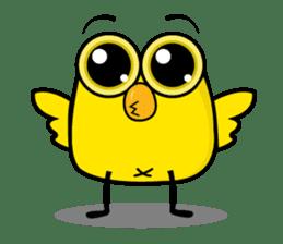 Poky-Polly sticker #790126