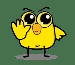 Poky-Polly sticker #790132